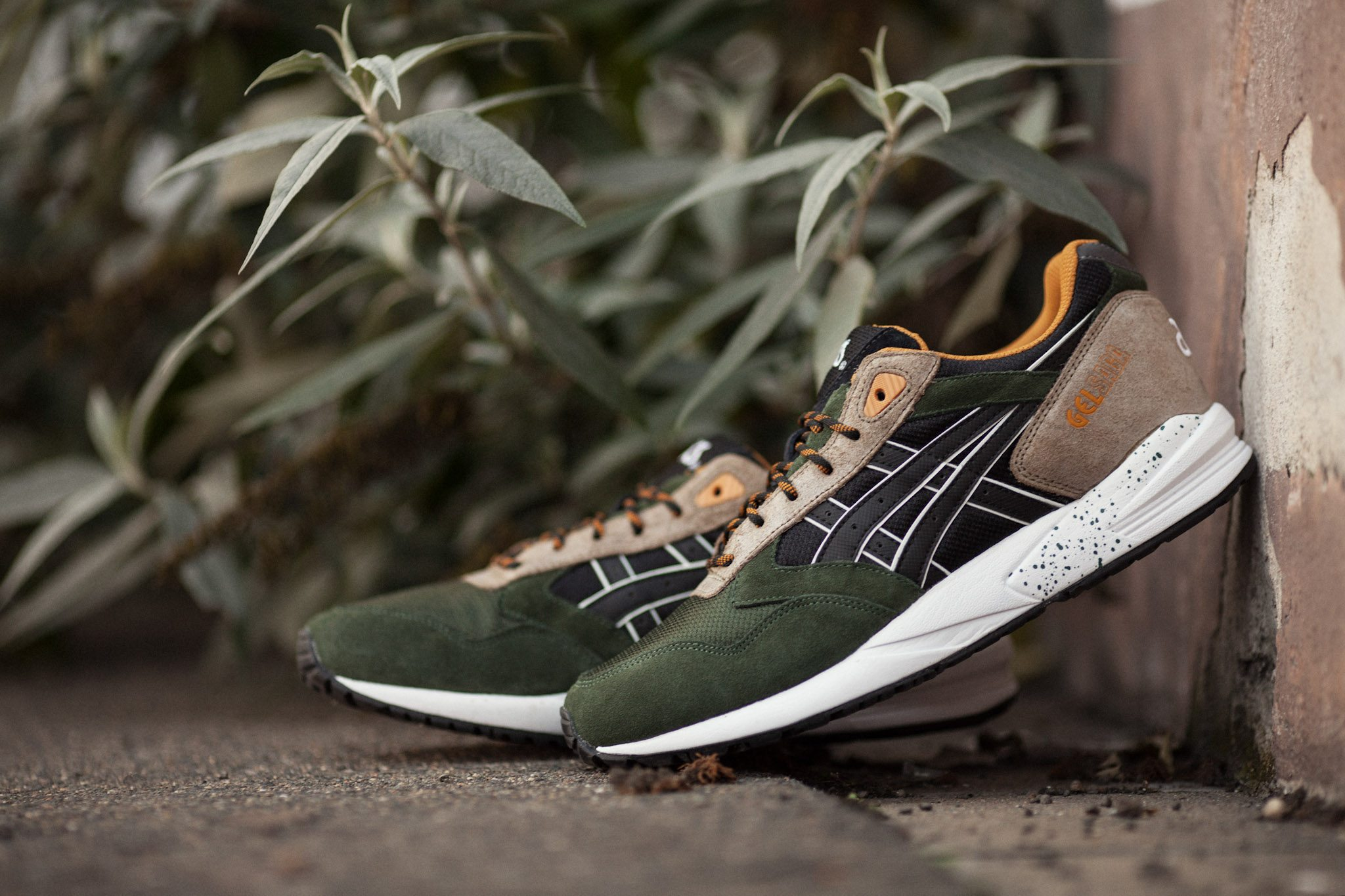 Asics Tiger Winter Trail Pack 4