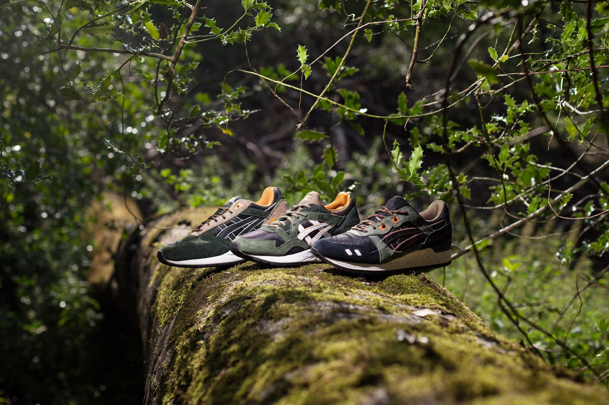 Asics Tiger Winter Trail Pack 5