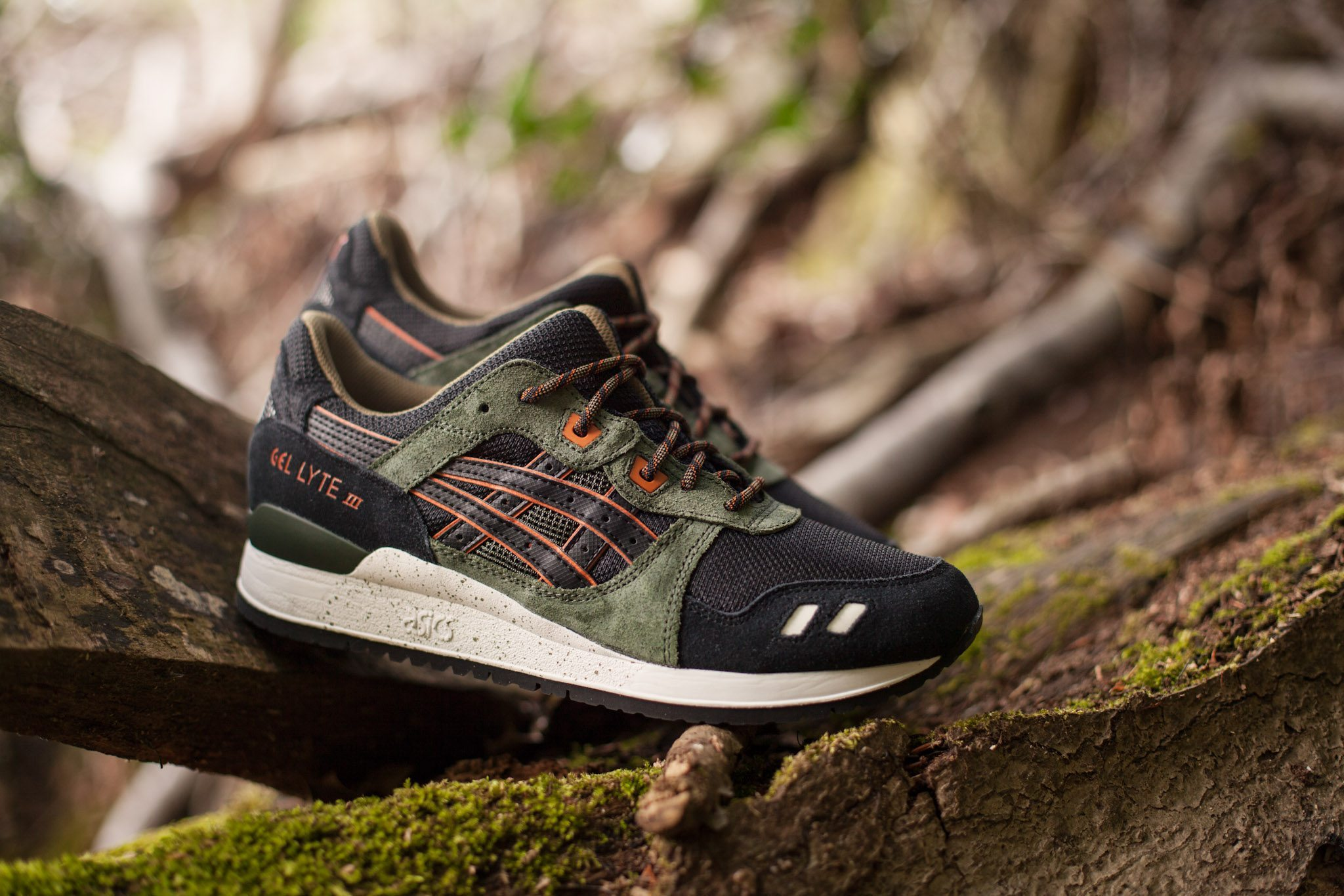 Asics Tiger Winter Trail Pack 6