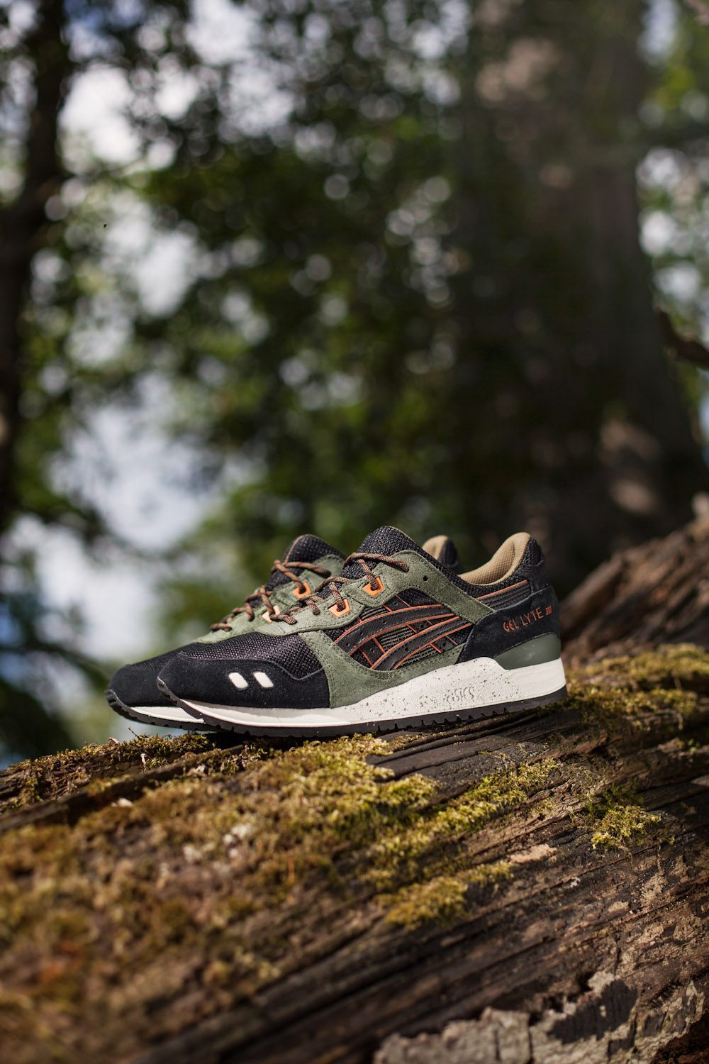 Asics Tiger Winter Trail Pack 7