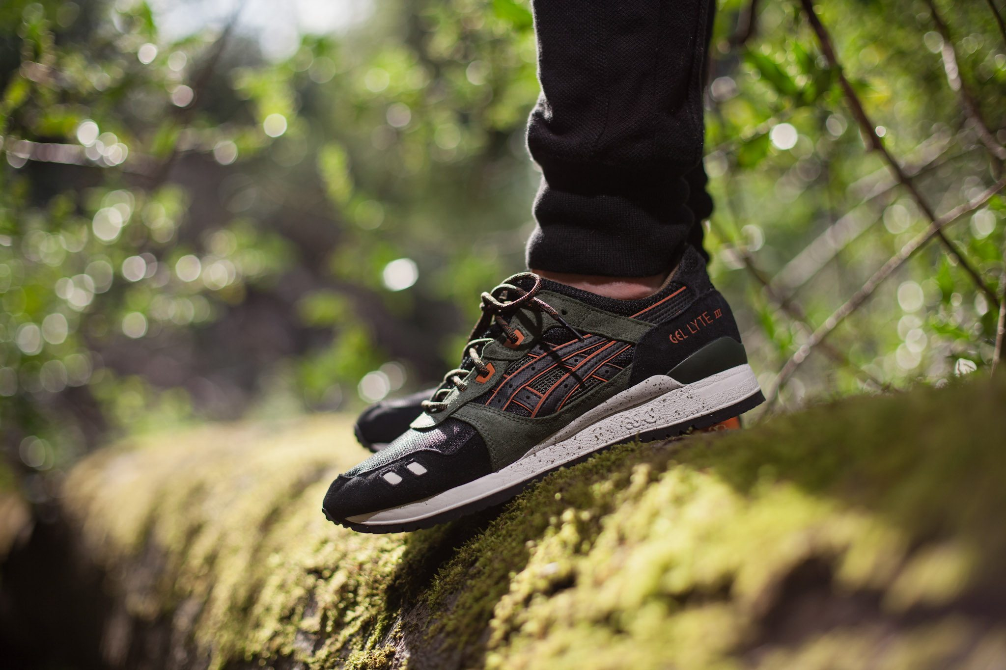 Asics Tiger Winter Trail Pack 9