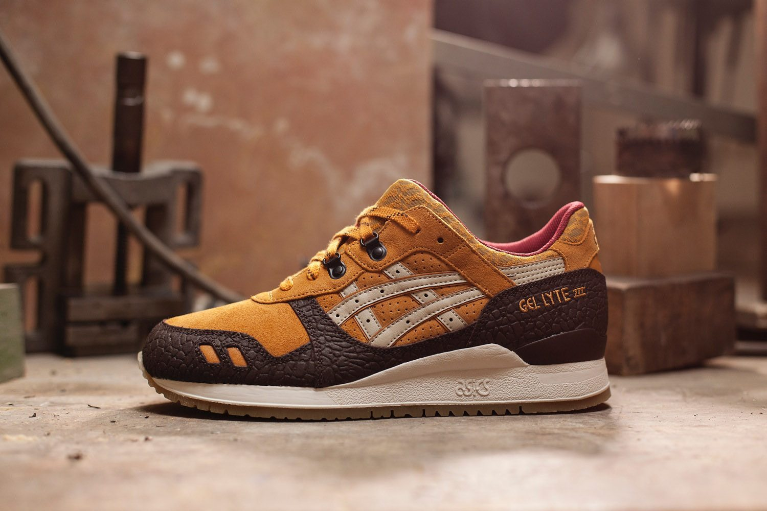 Asics Tiger Workwear Pack 1