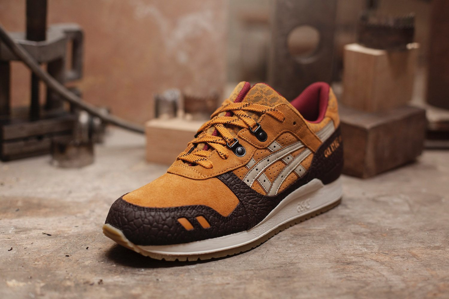 Asics Tiger Workwear Pack 2