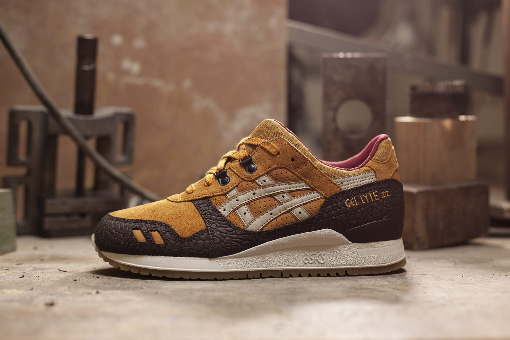 Asics Tiger Workwear Pack 5
