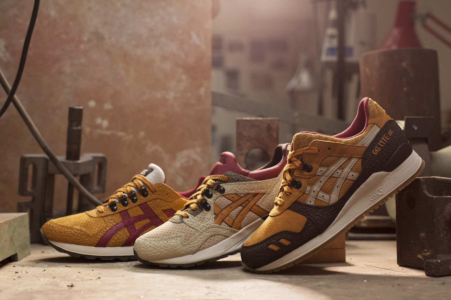 Asics Tiger Workwear Pack 6