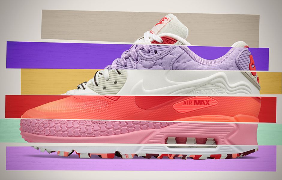 Nike Air Max 90 City Collection