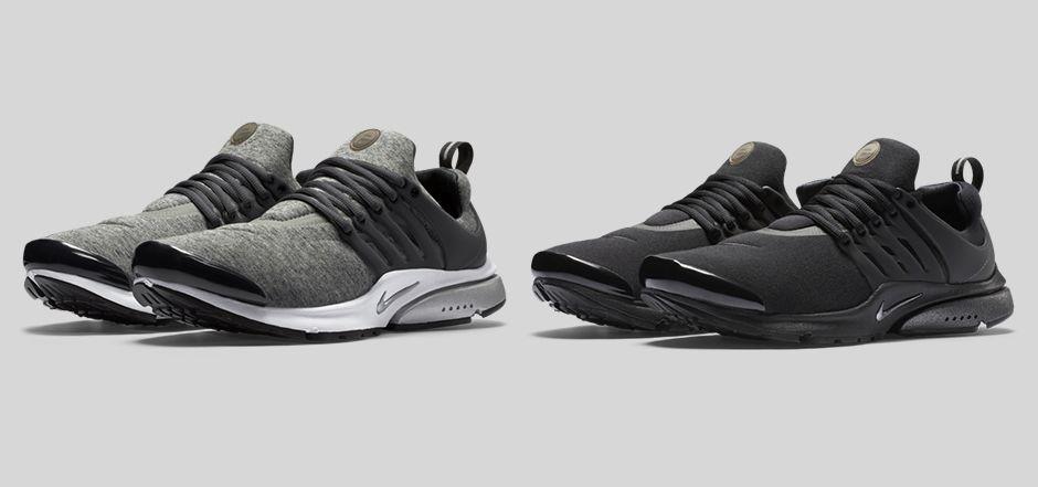 Nike Air Presto Fleece Pack 1