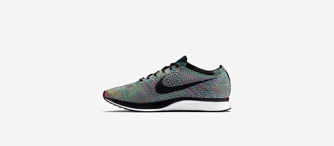 Nike Flyknit Racer Multicolor 2 0 526628 304