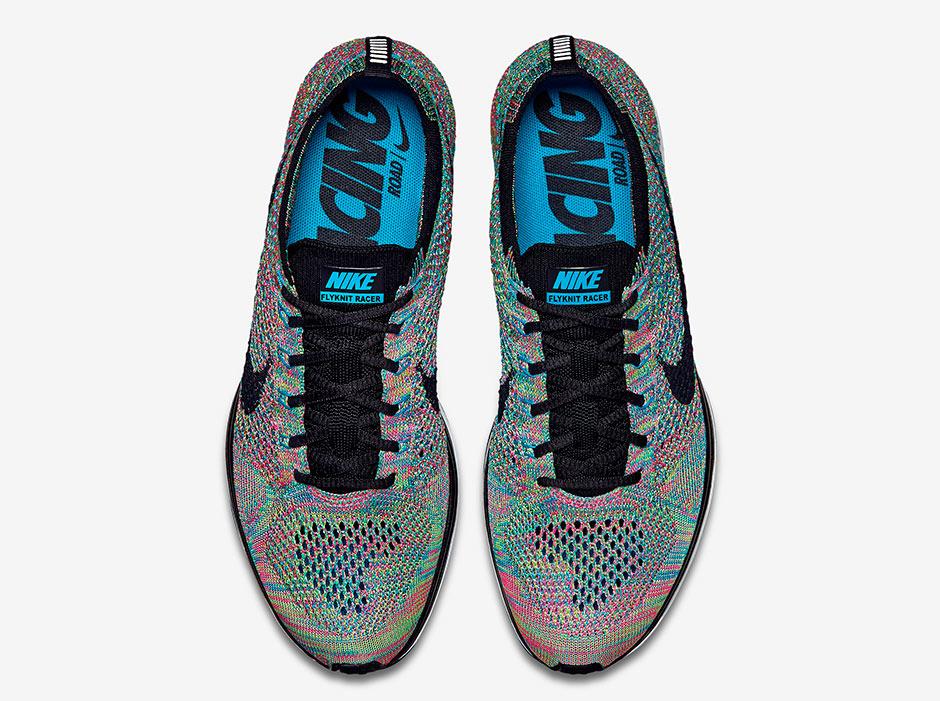 Nike Flyknit Racer Multicolor 2 0 526628 304 2