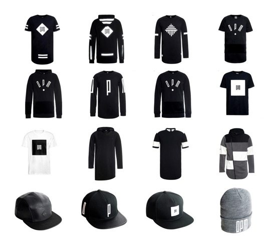 OPM Prior Fall Winter 2015 Collection