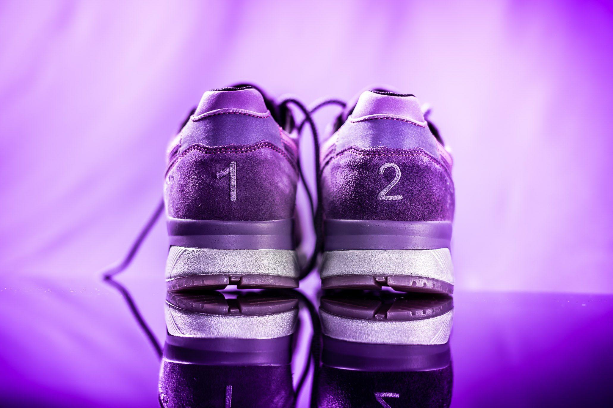 Packer Shoes x Raekwon x Diadora N9000 Purple Tape 10