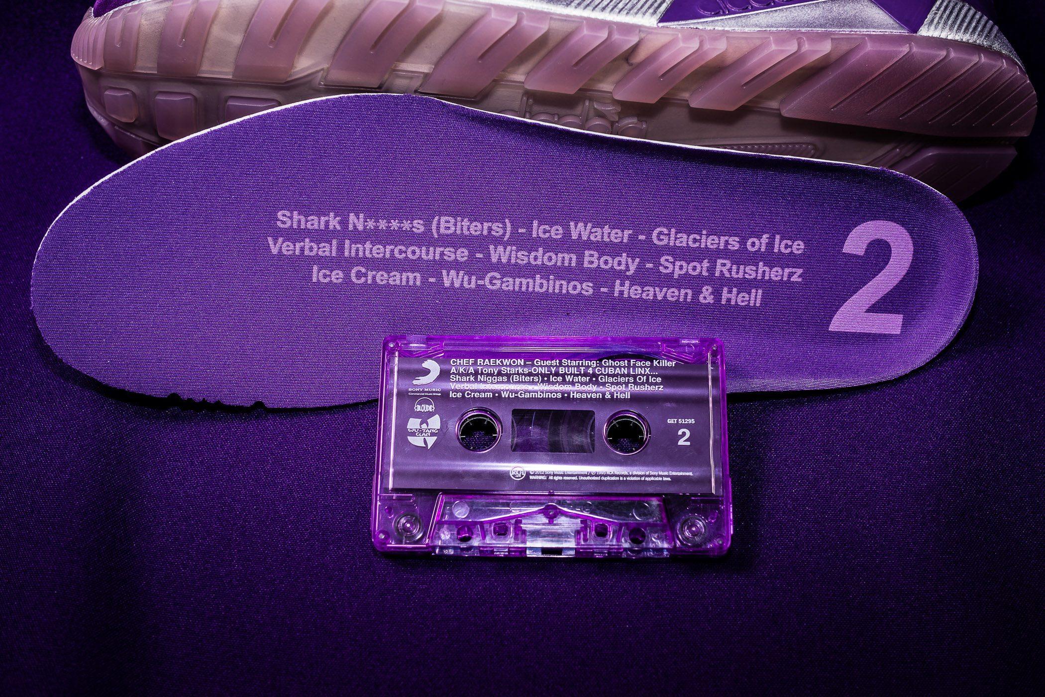 Packer Shoes x Raekwon x Diadora N9000 Purple Tape 3