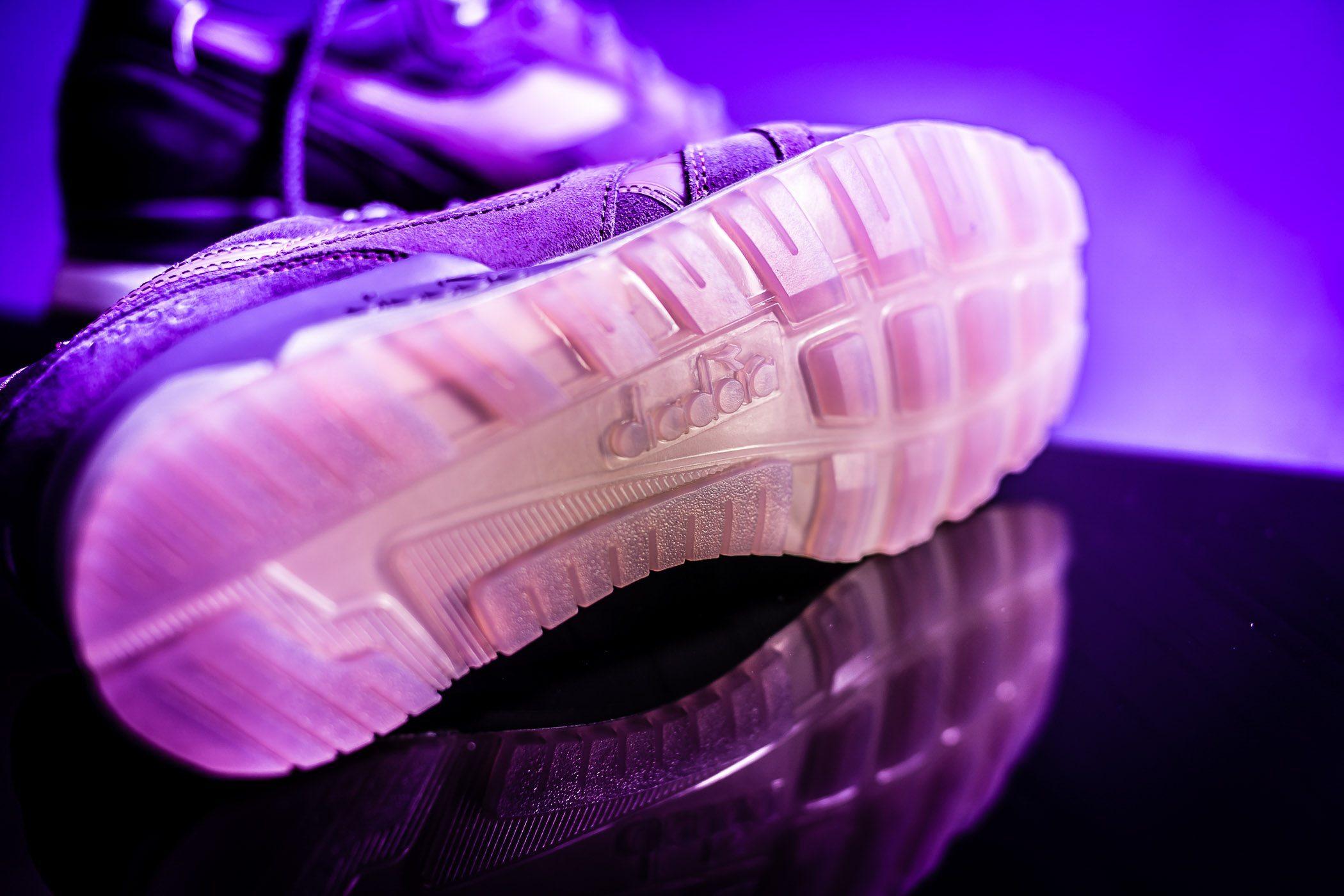 Packer Shoes x Raekwon x Diadora N9000 Purple Tape 8