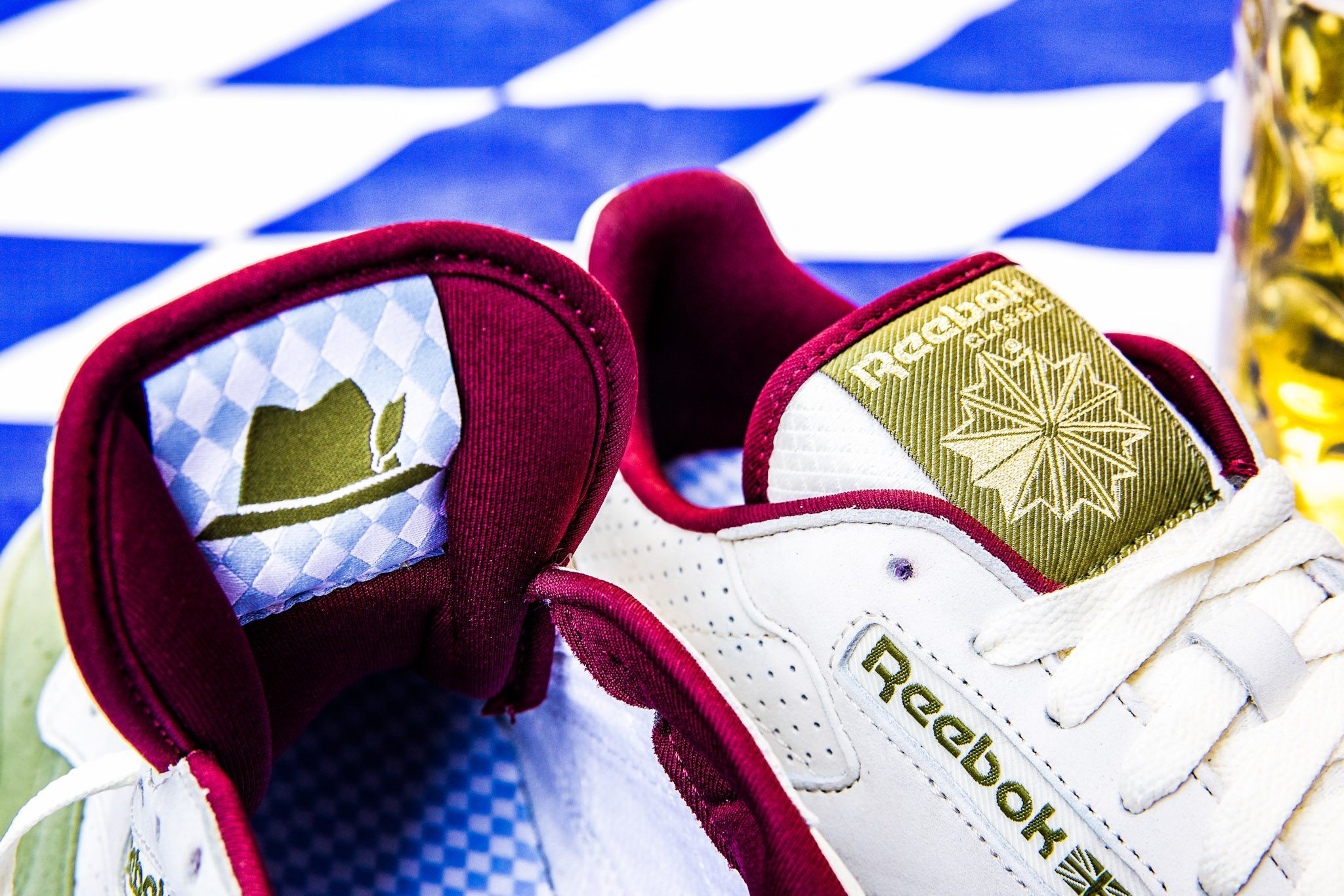 Reebok Classic Leather Oktoberfest Pack 9
