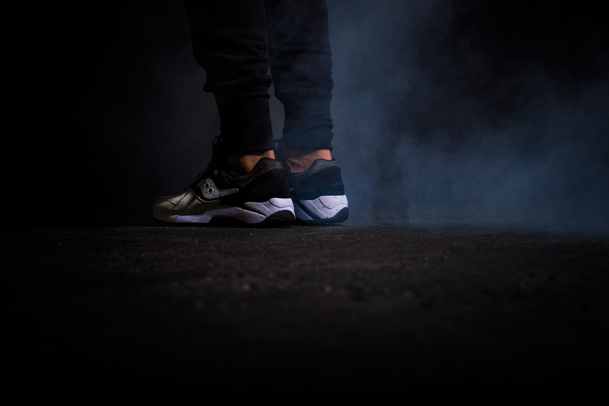 Saucony Originals Grid 9000 Hallowed Pack 1