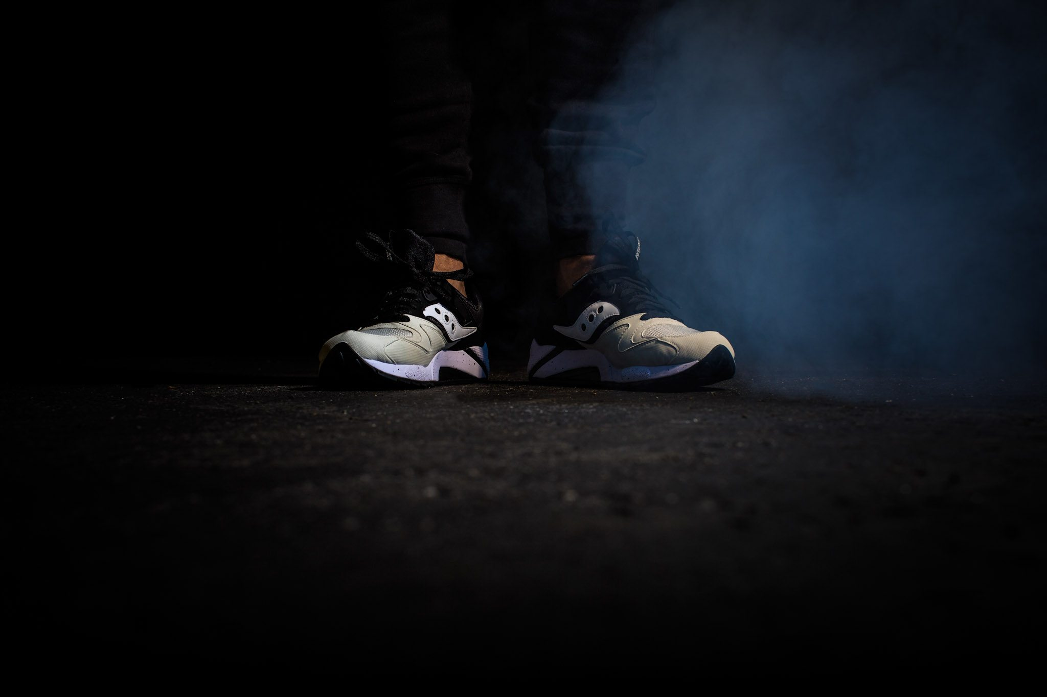 Saucony Originals Grid 9000 Hallowed Pack 3