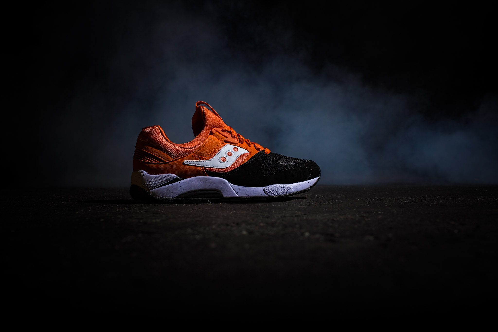 Saucony Originals Grid 9000 Hallowed Pack 34