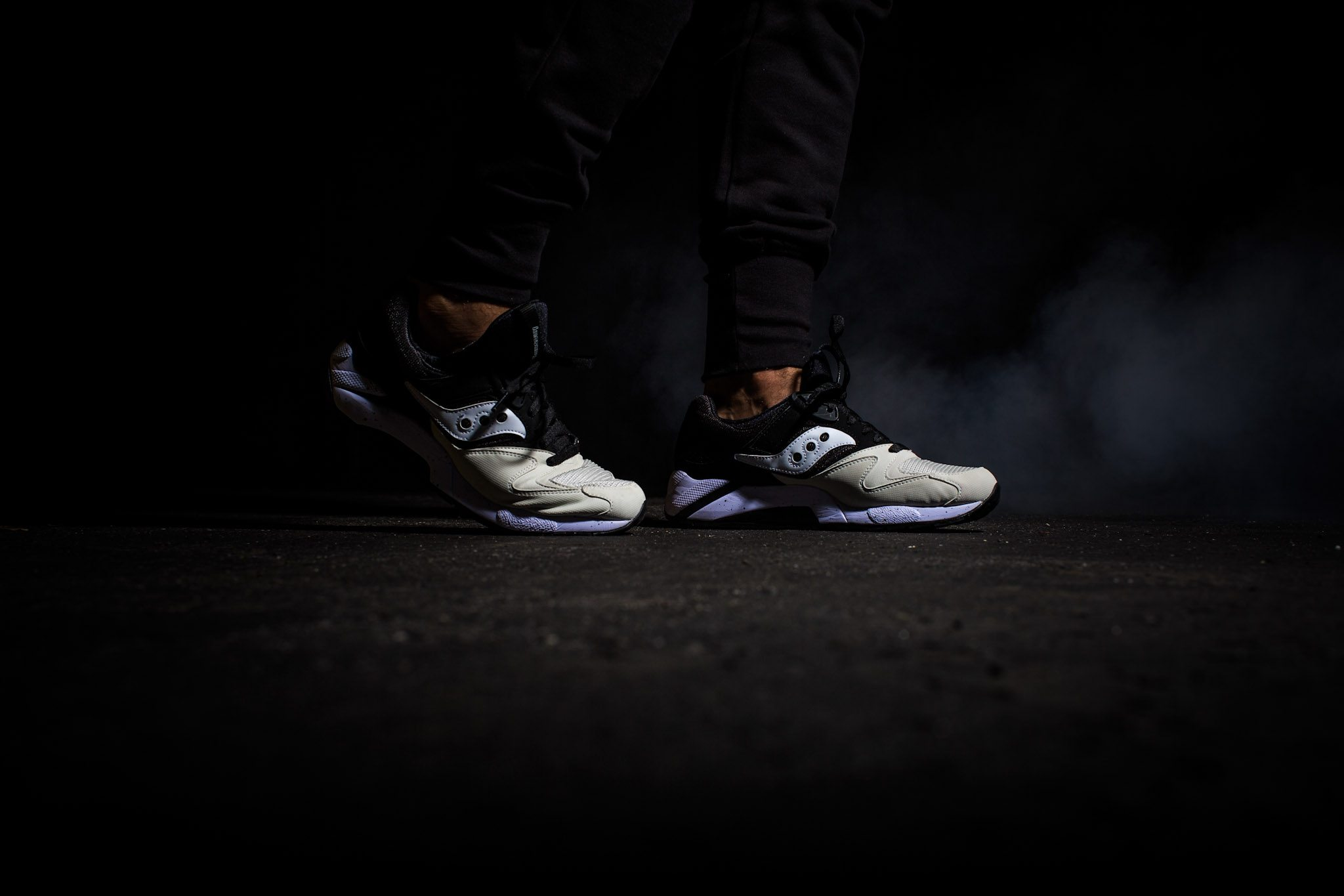 Saucony Originals Grid 9000 Hallowed Pack 8