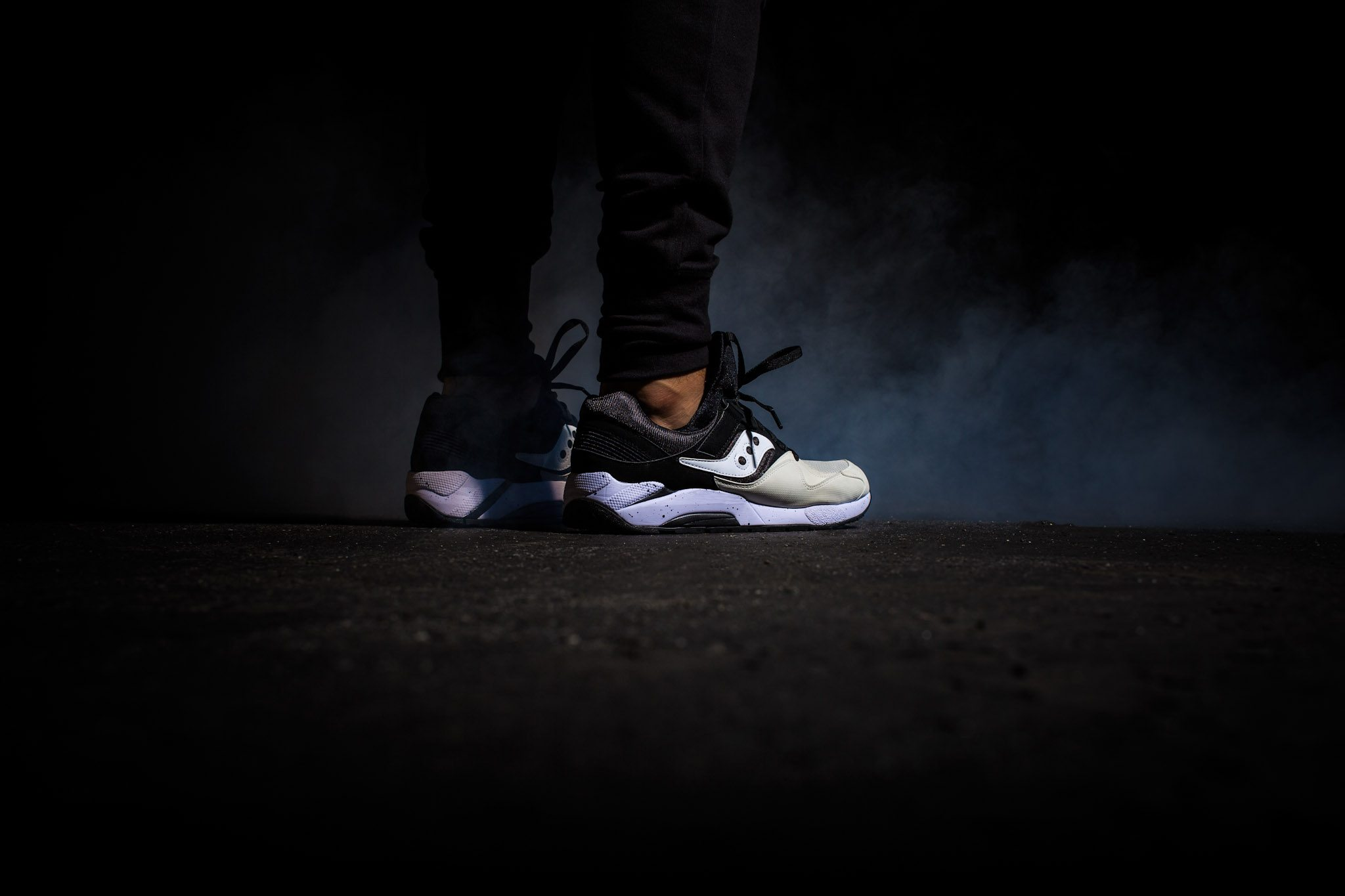 Saucony Originals Grid 9000 Hallowed Pack 9