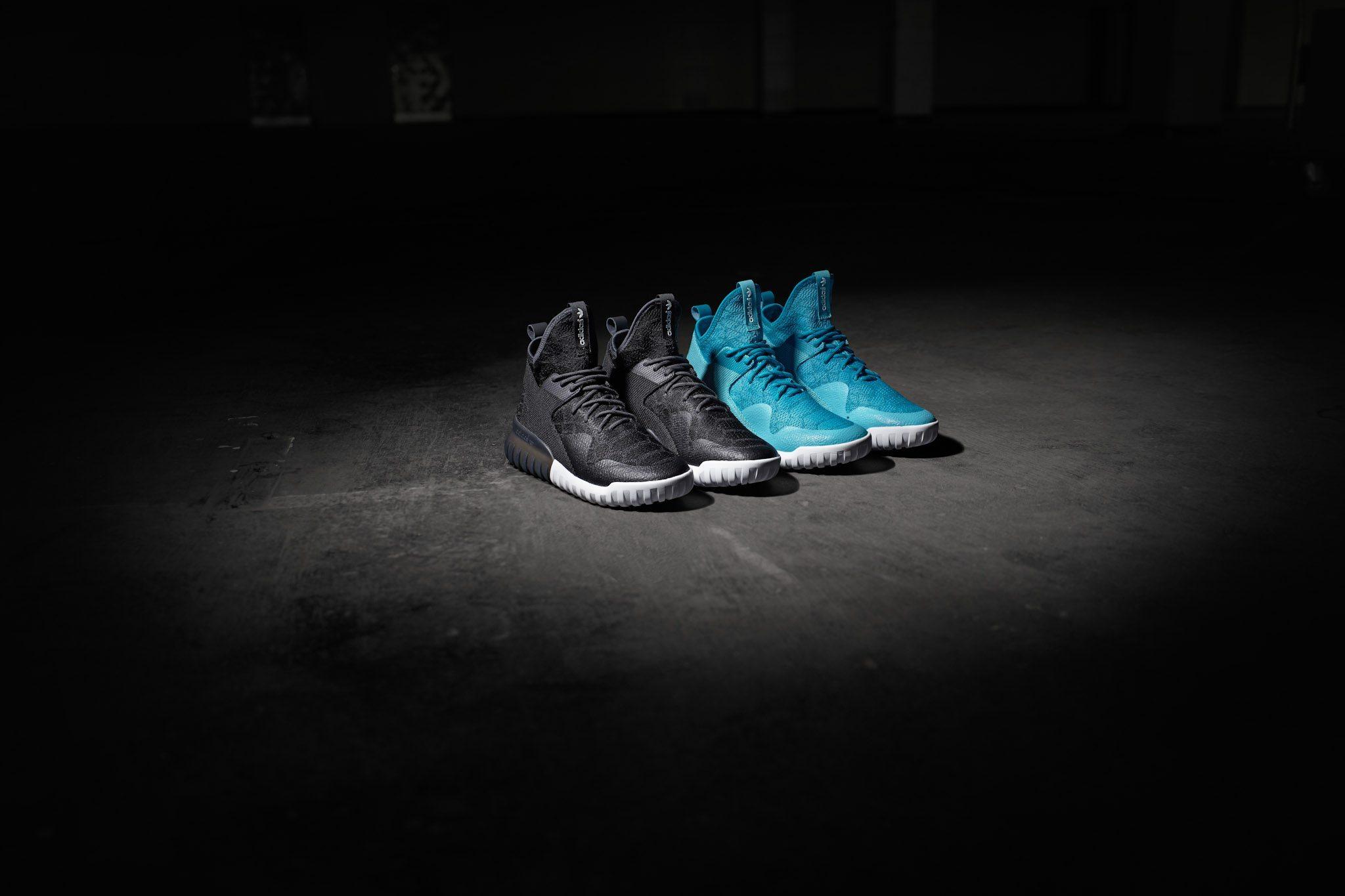 adidas Originals Tubular X Primeknit Snake 9