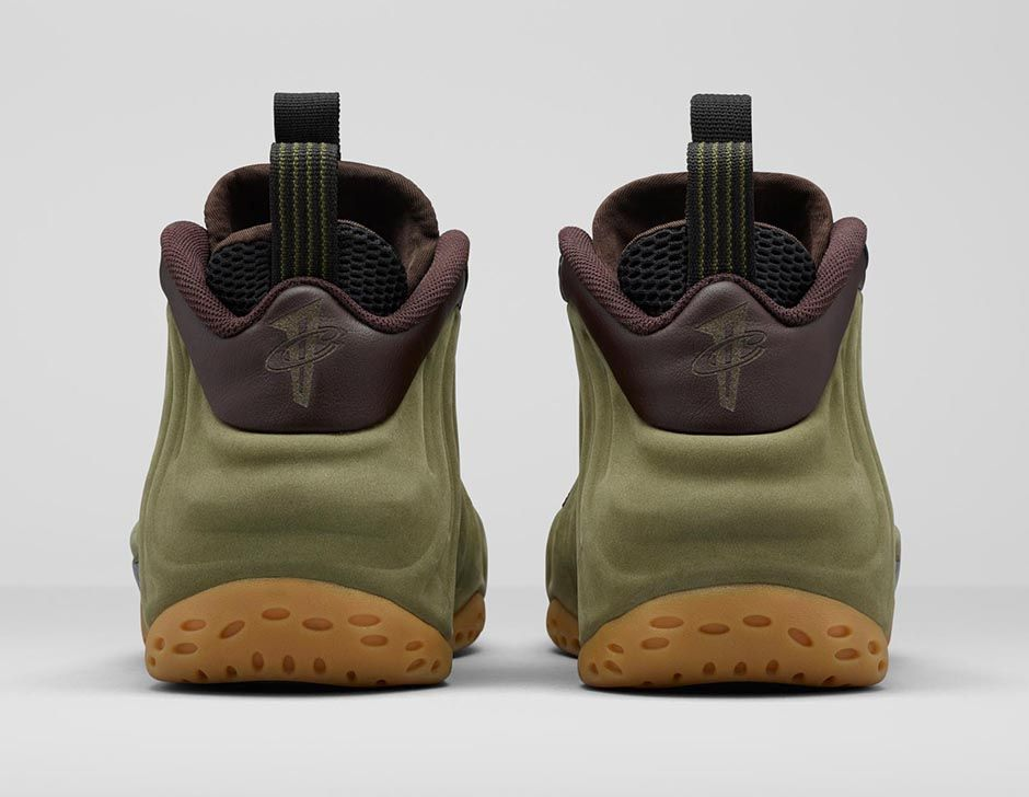nike air foamposite one olive 4