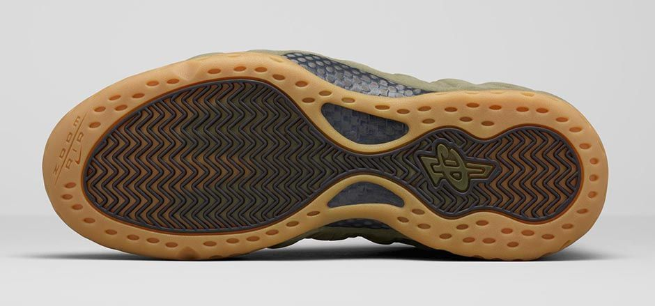 nike air foamposite one olive 6