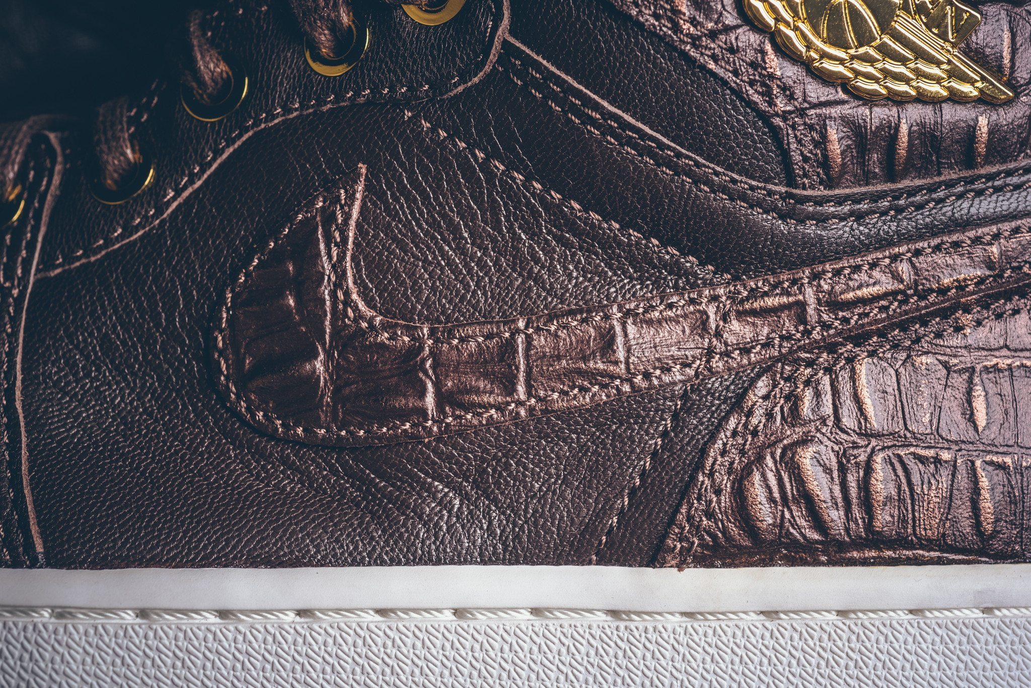 Air Jordan 1 Pinnacle Baroque Brown 21
