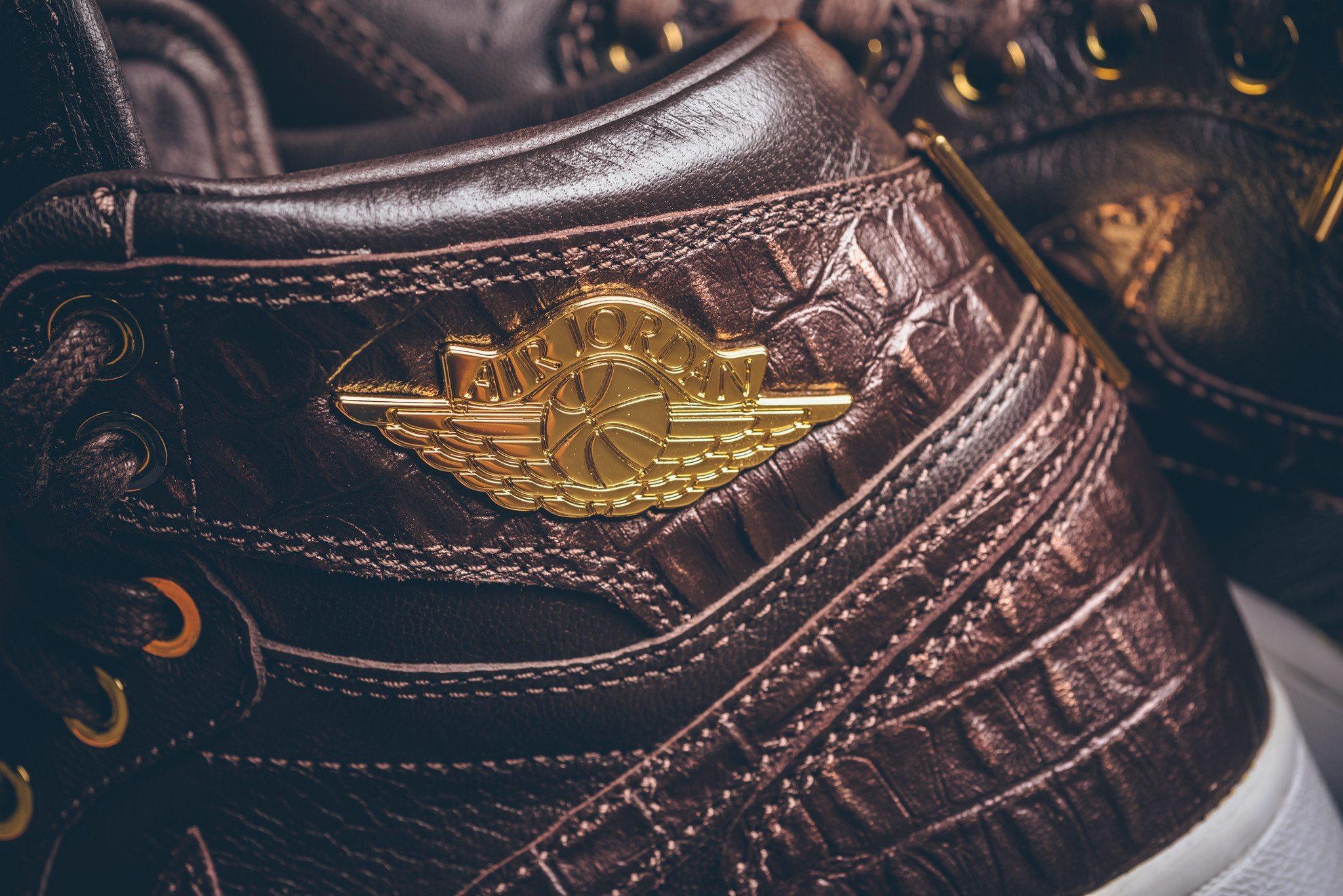 Air Jordan 1 Pinnacle Baroque Brown 31