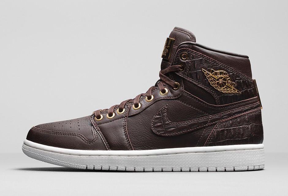 Air Jordan 1 Pinnacle Baroque Brown