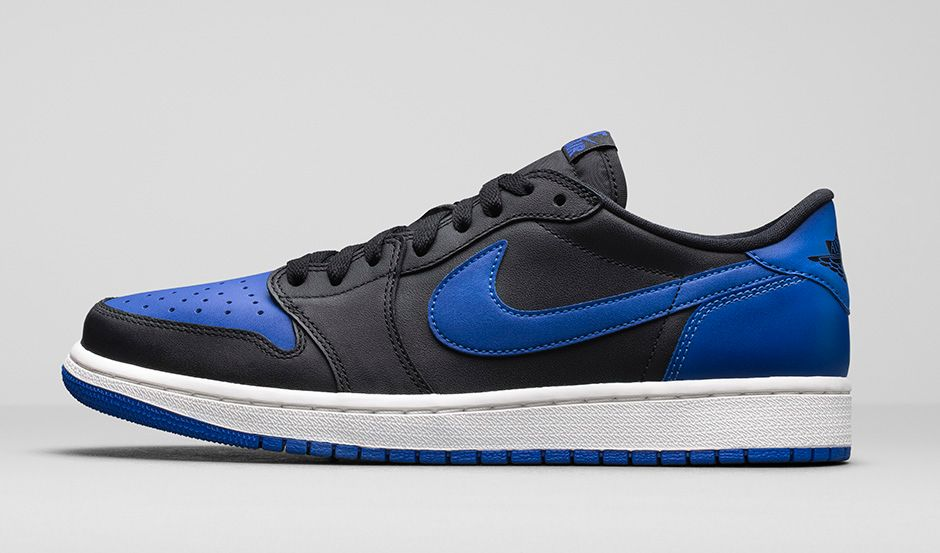 Air Jordan 1 Retro Low OG Varsity Royal