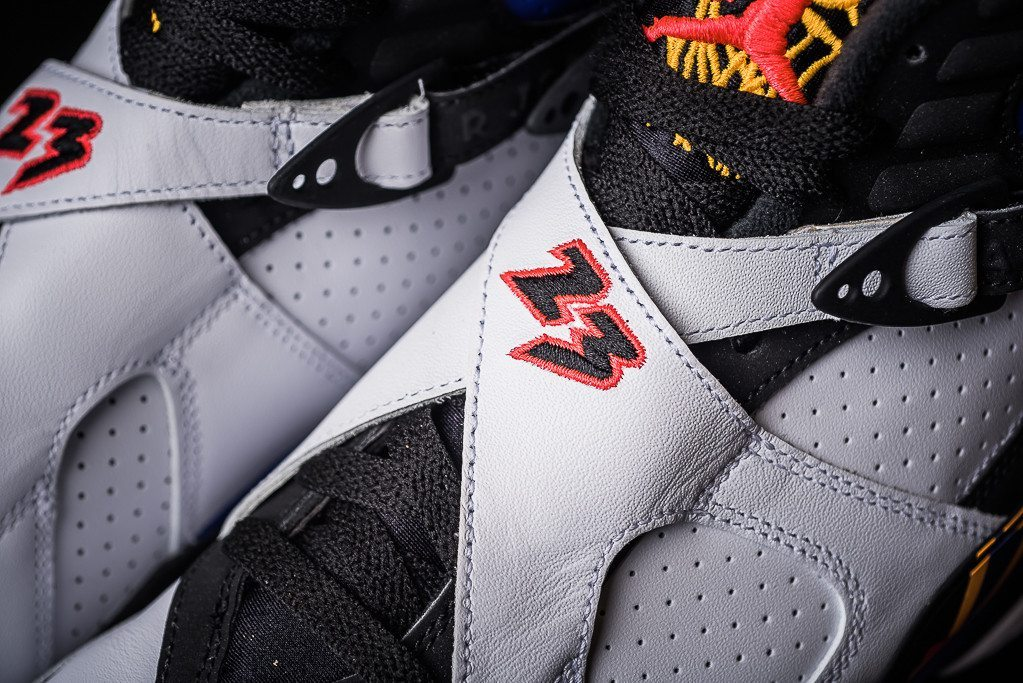 Air Jordan 8 Retro Three Times A Charm 5