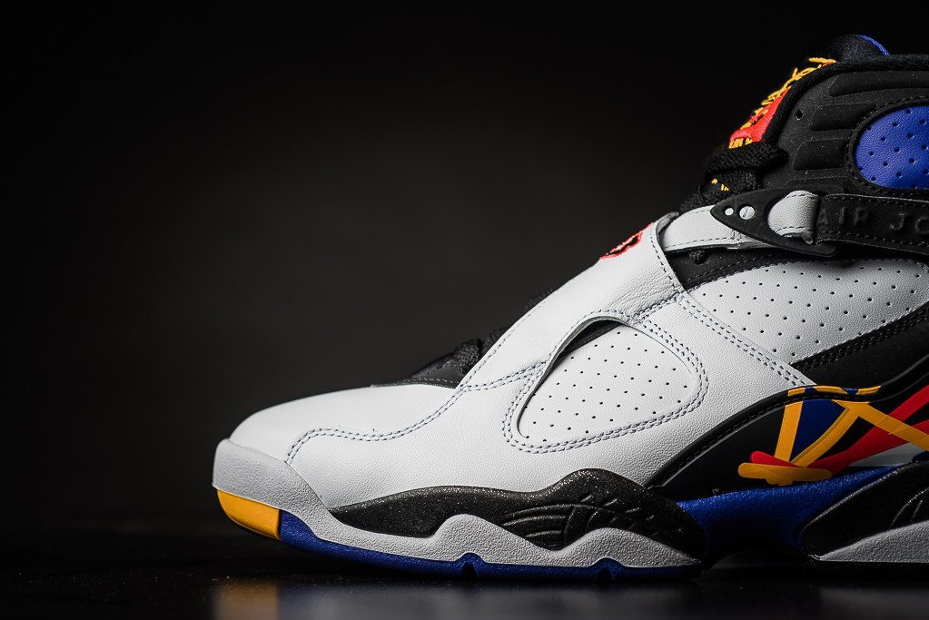 Air Jordan 8 Retro Three Times A Charm 6