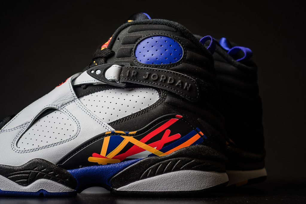 Air Jordan 8 Retro Three Times A Charm 7