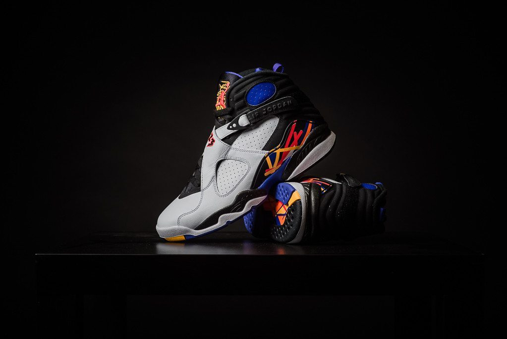 Air Jordan 8 Retro Three Times A Charm 8