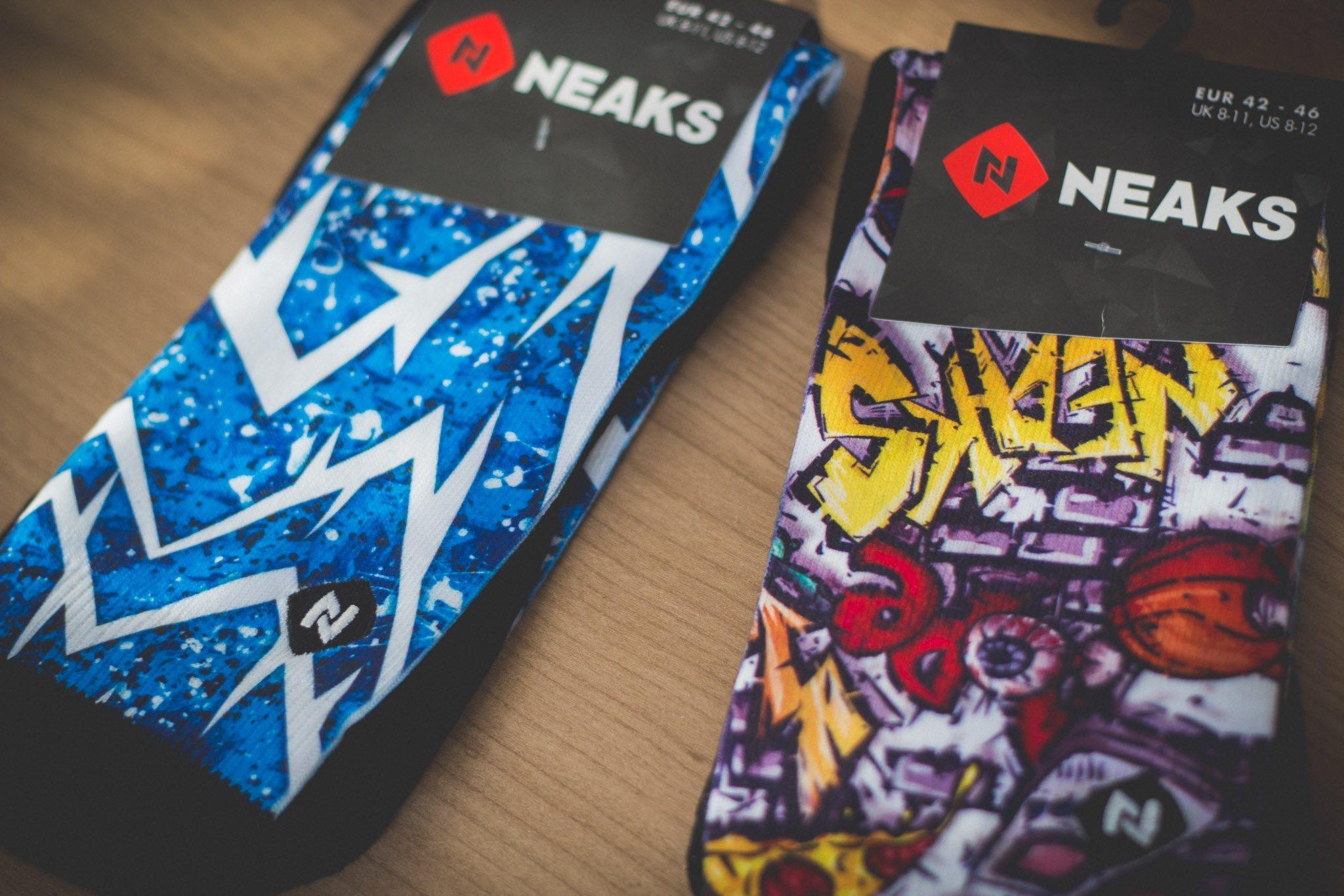 NEAKS Socks 5