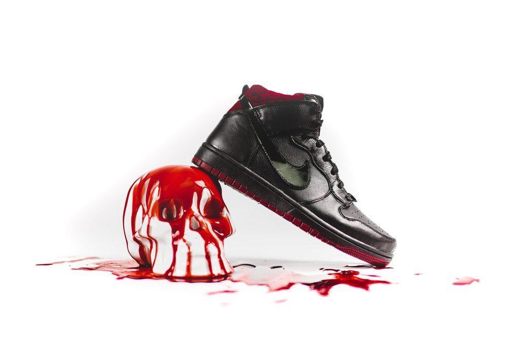 Nike Dunk High Coffin 1