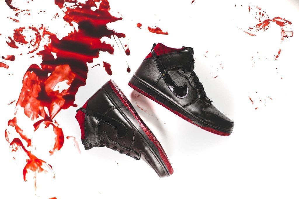 Nike Dunk High Coffin 8