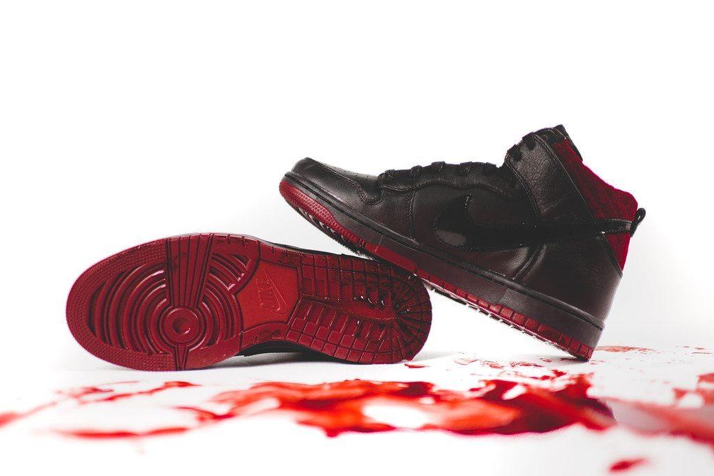 Nike Dunk High Coffin 9