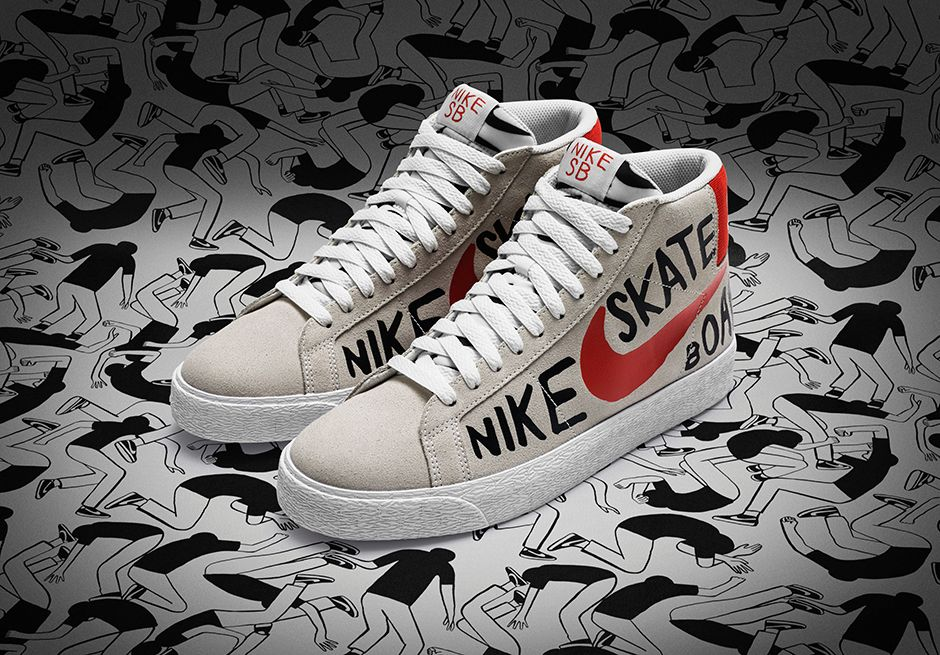 Nike SB Blazer Premium McFetridge 1