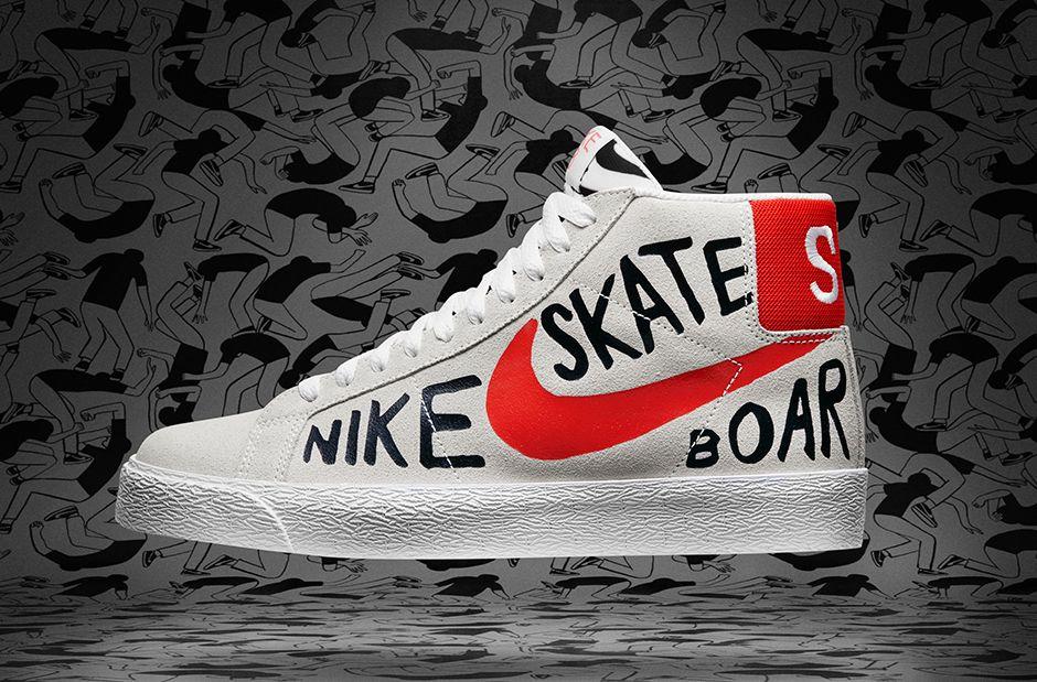 Nike SB Blazer Premium McFetridge 5