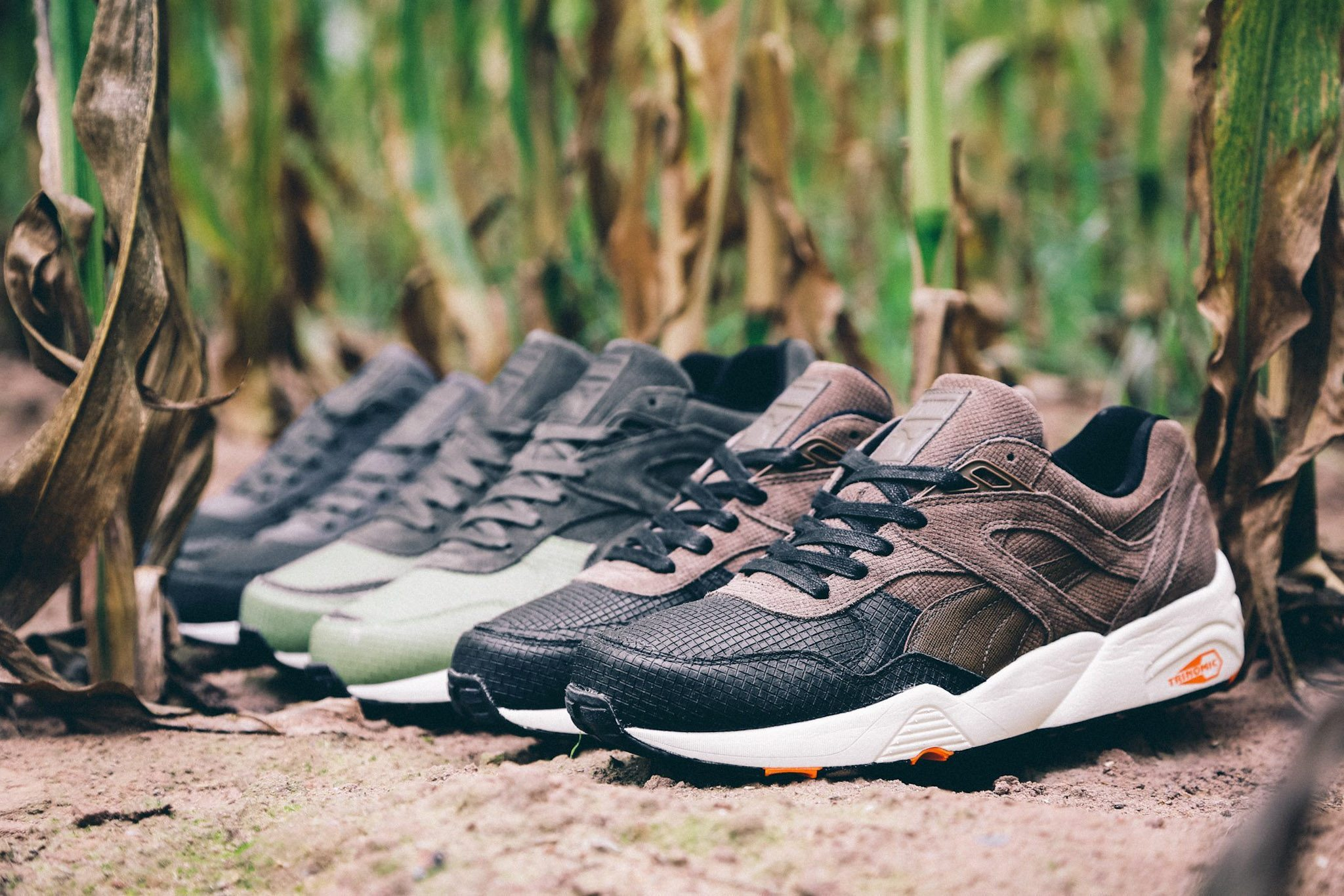 Puma R698 Grid Fall Pack 19