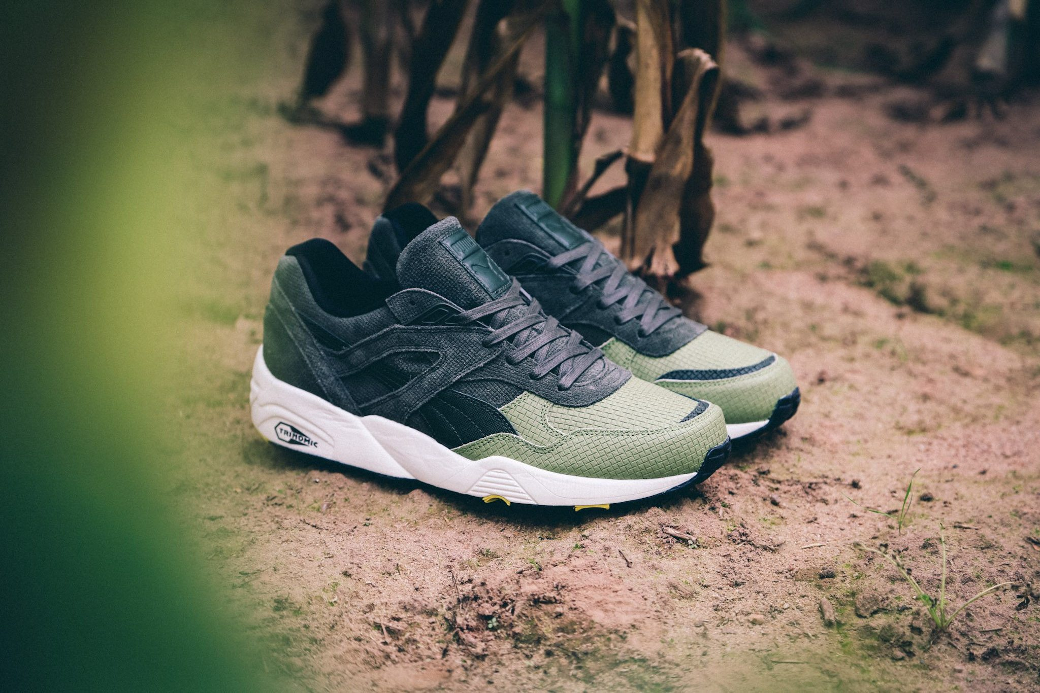 Puma R698 Grid Fall Pack 8