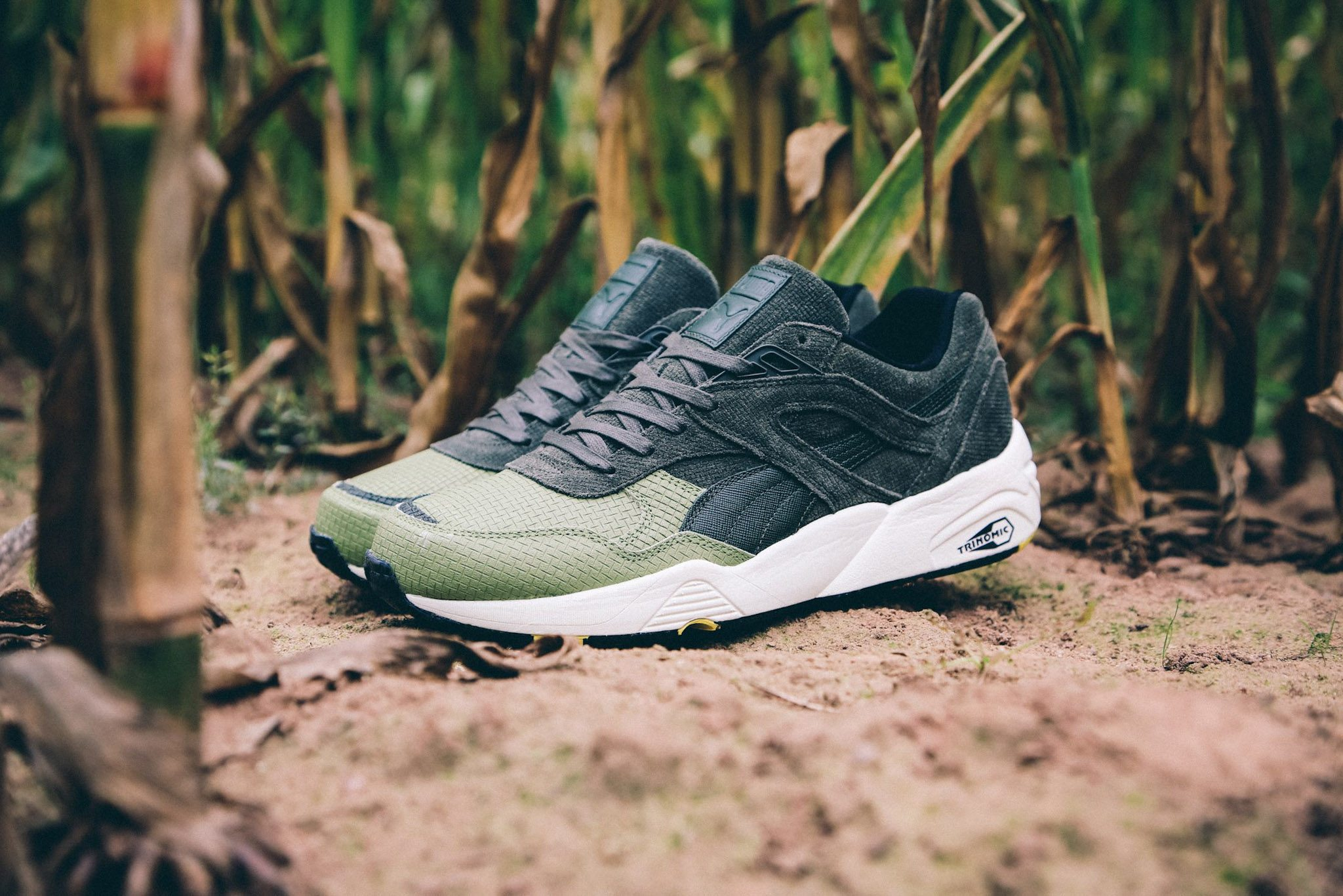 Puma R698 Grid Fall Pack 9