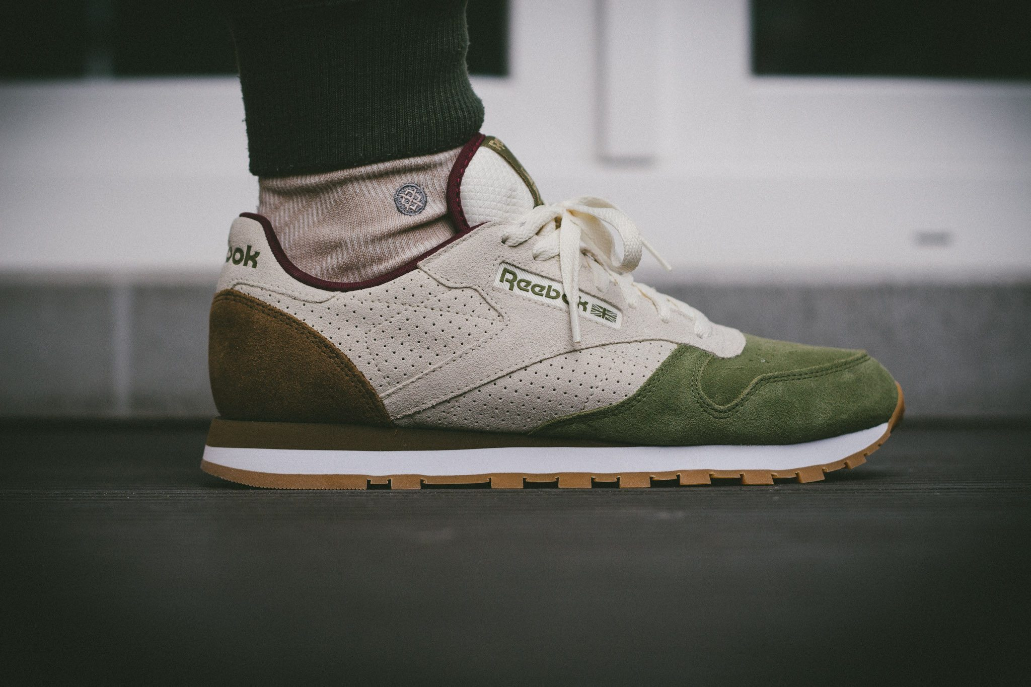 Reebok Classic Leather Oktoberfest Pack 1