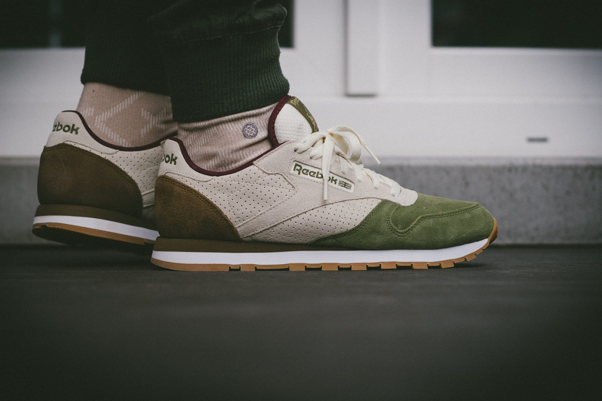 Reebok Classic Leather Oktoberfest Pack 13