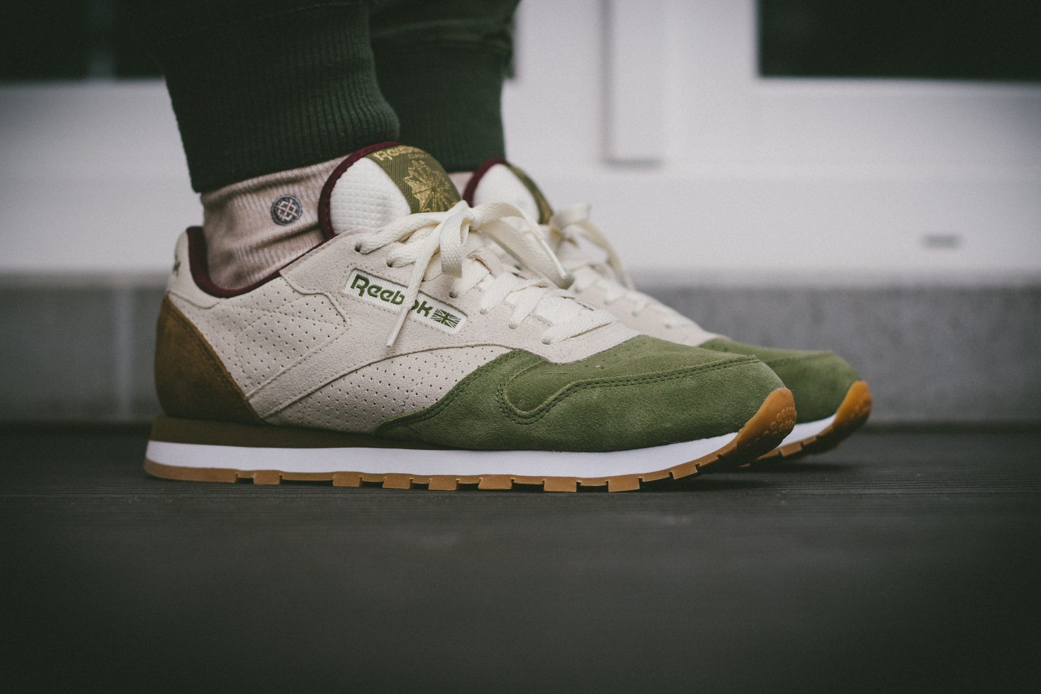 Reebok Classic Leather Oktoberfest Pack 2