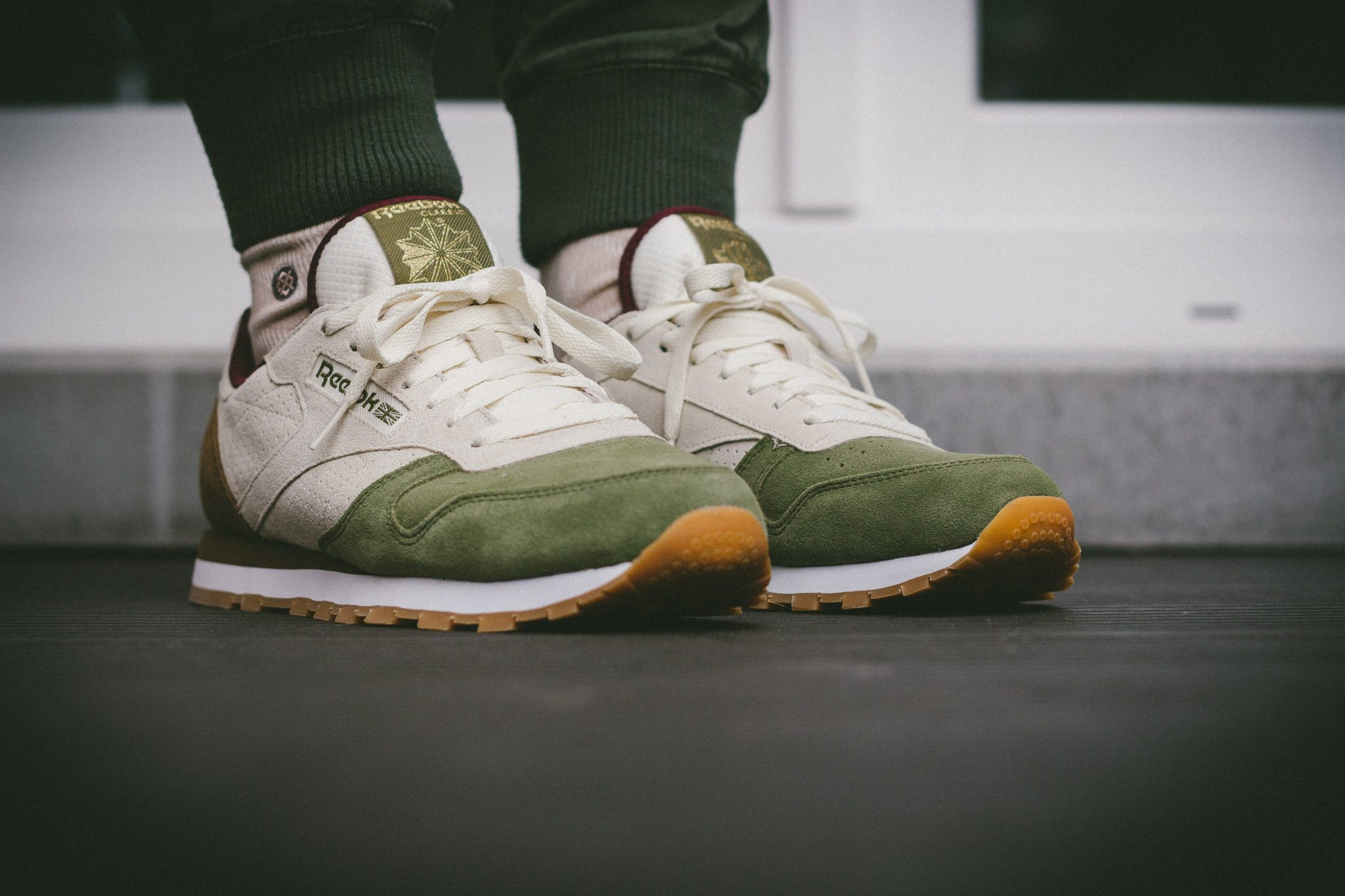 Reebok Classic Leather Oktoberfest Pack 3