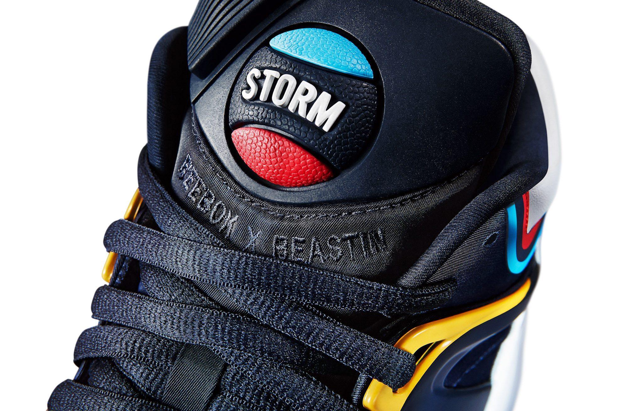 Reebok Classic x Beastin Quiet Storm 12