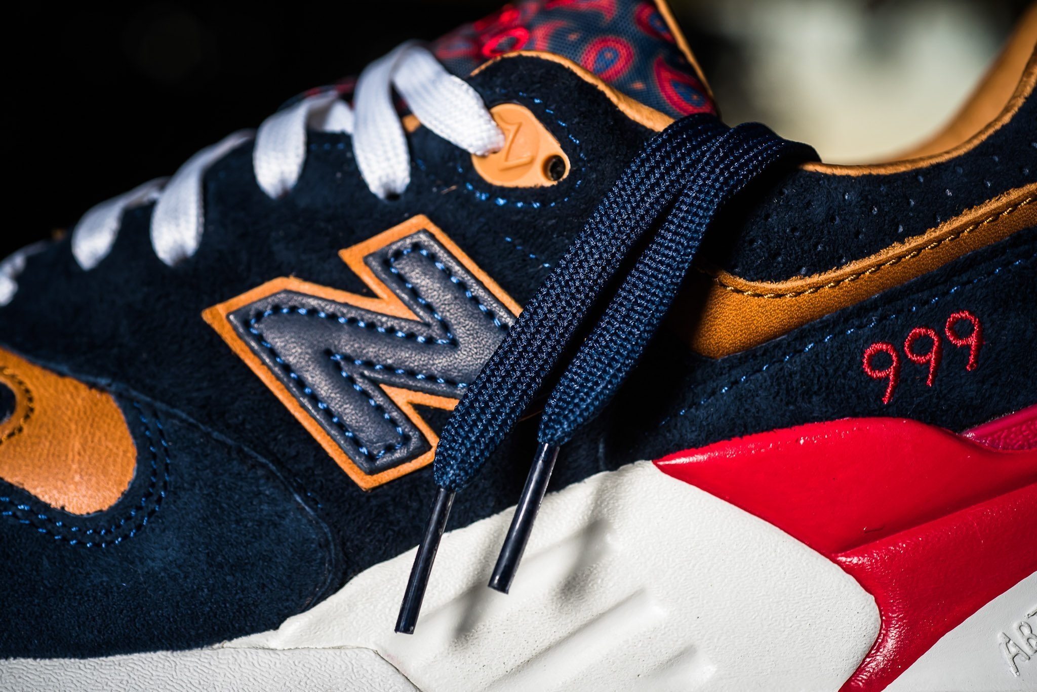 Sneaker Politics x New Balance Case 999 6