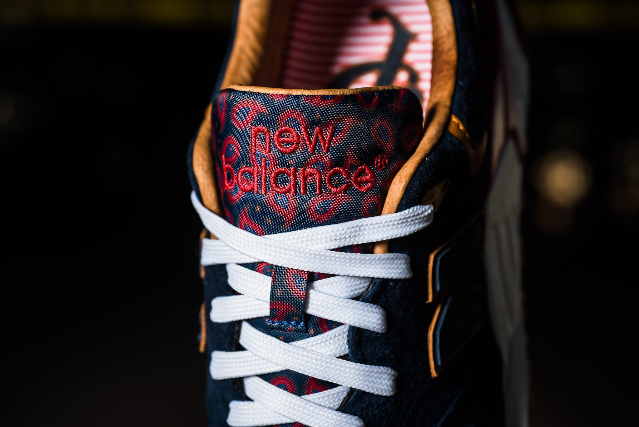 Sneaker Politics x New Balance Case 999 8